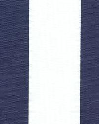 Orien Textiles Deck Stripe Royal Fabric