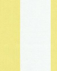 Orien Textiles Deck Stripe Yellow Fabric