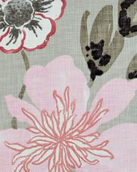 Modern Floral Designs Fabric  Gorgeous Blossom
