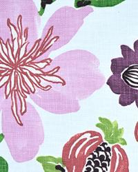 Pink Modern Floral Designs Fabric  Gorgeous Petal