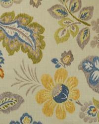 Jacobean Fabrics  Kazoo Amber