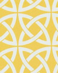 Orien Textiles Linked In Yellow Fabric