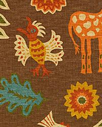 Orien Textiles Mexicali Adobe Fabric