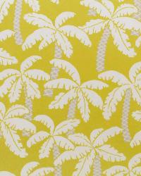 Orien Textiles Palm ODL Lime Fabric