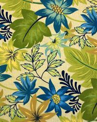 Large Print Floral Fabric  2983 Seaside