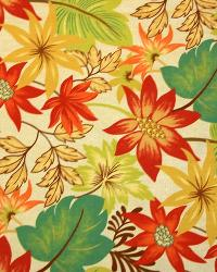 Large Print Floral Fabric  2983 Sunshine