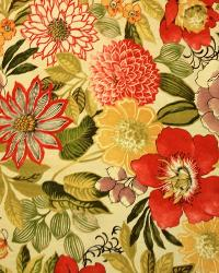 Large Print Floral Fabric  3303 Terrace