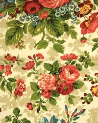 Large Print Floral Fabric  3505 Multi