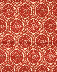Suzani Fabric  3549 Lobster
