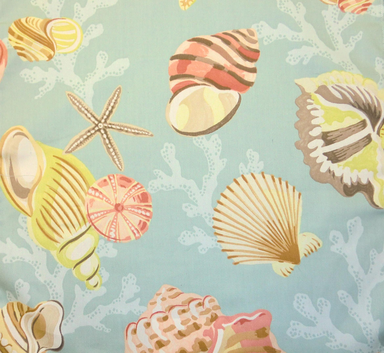 P Kaufmann Fabrics Coral Beach Beach Glass ...