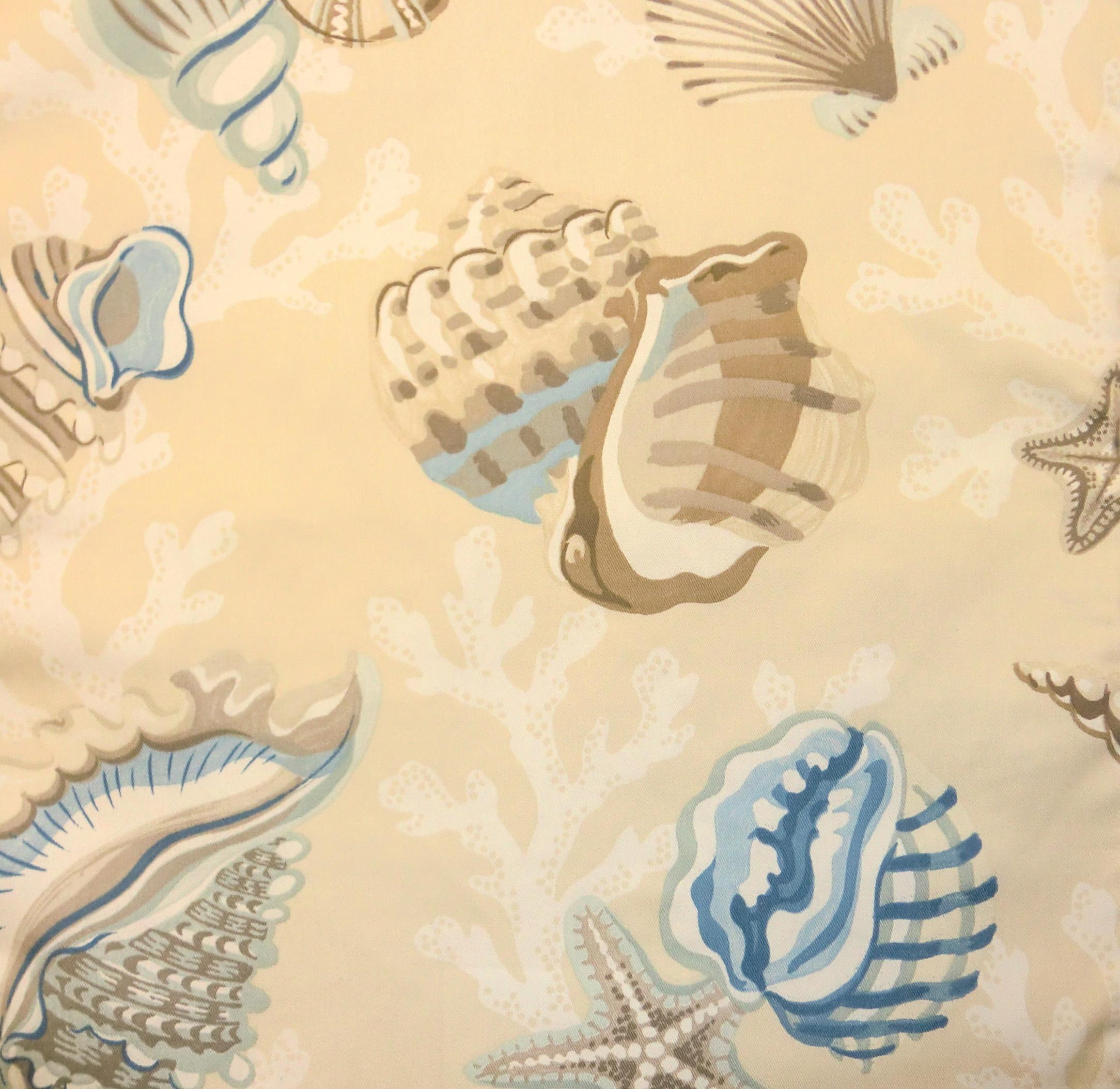 P Kaufmann Coral Beach Sand Fabric