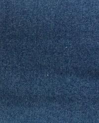Blue Solid Color Denim Fabric  Denim Medium Blue