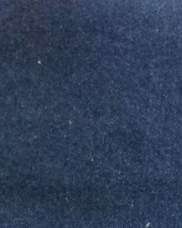 Blue Solid Color Denim Fabric  Denim Navy