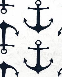 Anchors Premier Navy Slub by