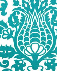 Premier Prints Amsterdam True Turquoise Fabric