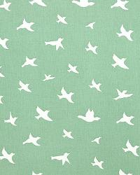 Bird Silhouette Canal Twill by