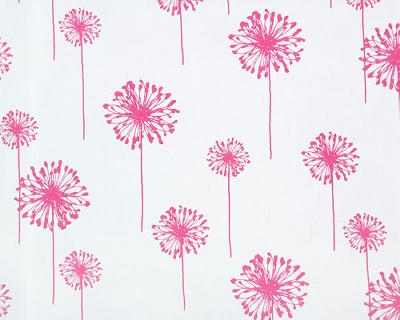 Premier Prints Fabrics Dandelion White Candy Pink Search Results