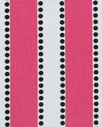 Premier Prints Lulu Candy Pink Black Fabric