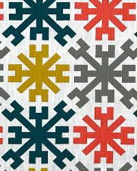 Multi Novelty Western Fabric  Mayan Kenshaw/Miller
