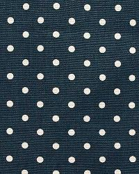 Mini Dot Blue White by
