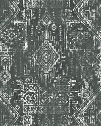 Grey Navajo Print Fabric  ODT Sioux Cavern