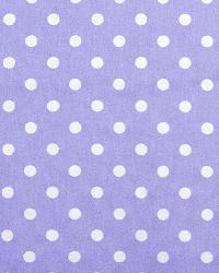 Polka Dot Wisteria Twill by