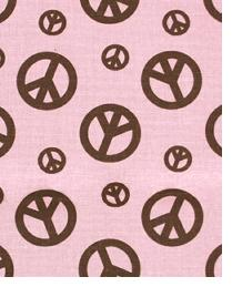 Premier Prints Peace Maggie Kelso Fabric