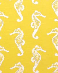 Sea Horse Corn Yellow Slub by