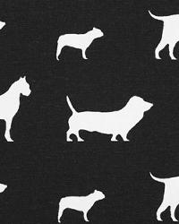 Cats and Dogs Fabric