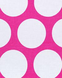 Premier Prints Dandie Candy Pink White Fabric