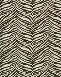 Premier Prints Little Tiger Chocolate Natural Fabric