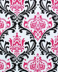 Madison Black Candy Pink by