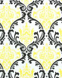Madison Black Candy Yellow by  Premier Prints