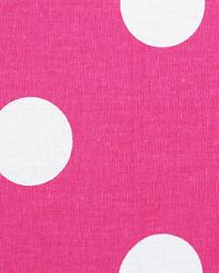 Premier Prints Oxygen Candy Pink White Fabric