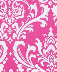 Pink Funky Retro Fabric  Ozborne Candy Pink