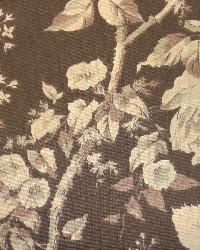 Brandy Floral Sepia by  In Stock