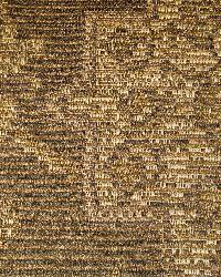 Brown Medium Print Floral Fabric  Carpinteria Weave Sepia