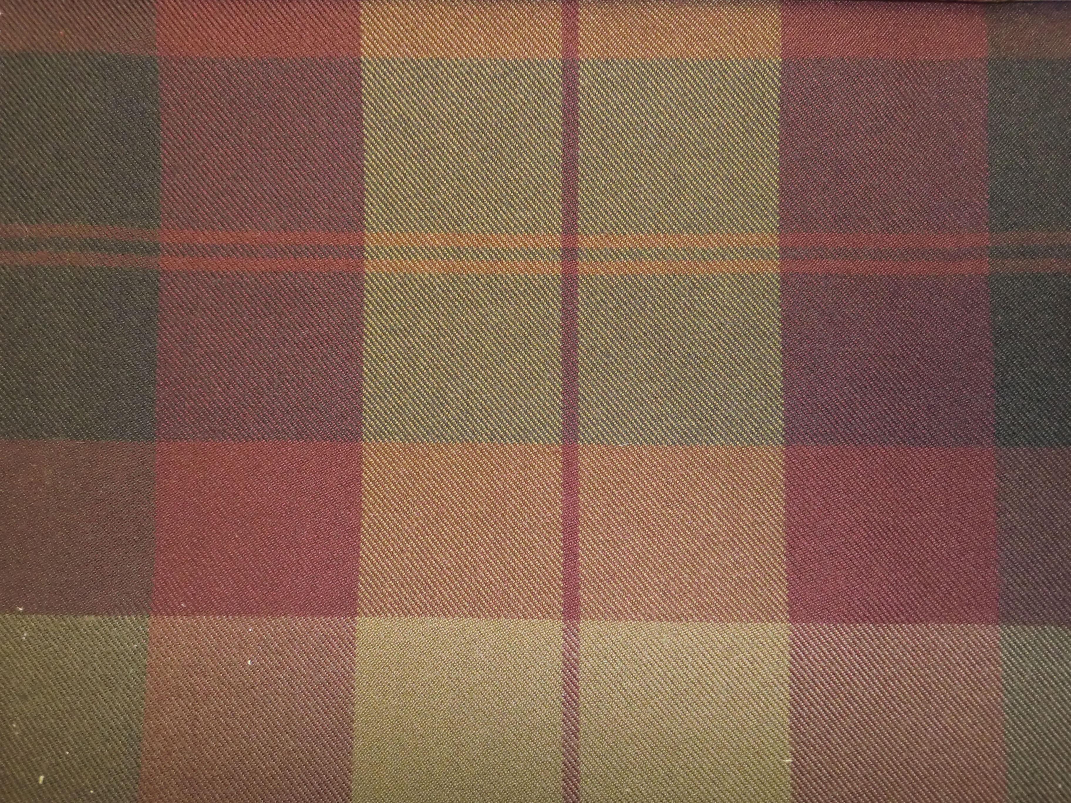 Ralph Lauren Fabrics Fenlads Tartan Thicket