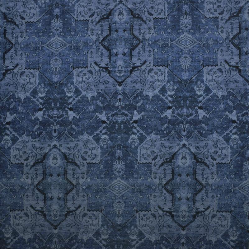 Ralph Lauren Fabrics Anglesey Velvet Lcf66622f Cerulean