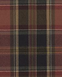 Ian Plaid Balmoral Red by