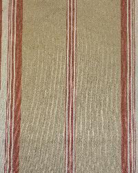 Lila Ticking Stripe Red by  Ralph Lauren