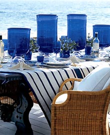 Maritime Outdoor Fabric