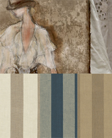 Romantic Traveler Ralph Lauren Fabrics