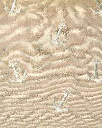 Upper Deck Embroidery Sand by