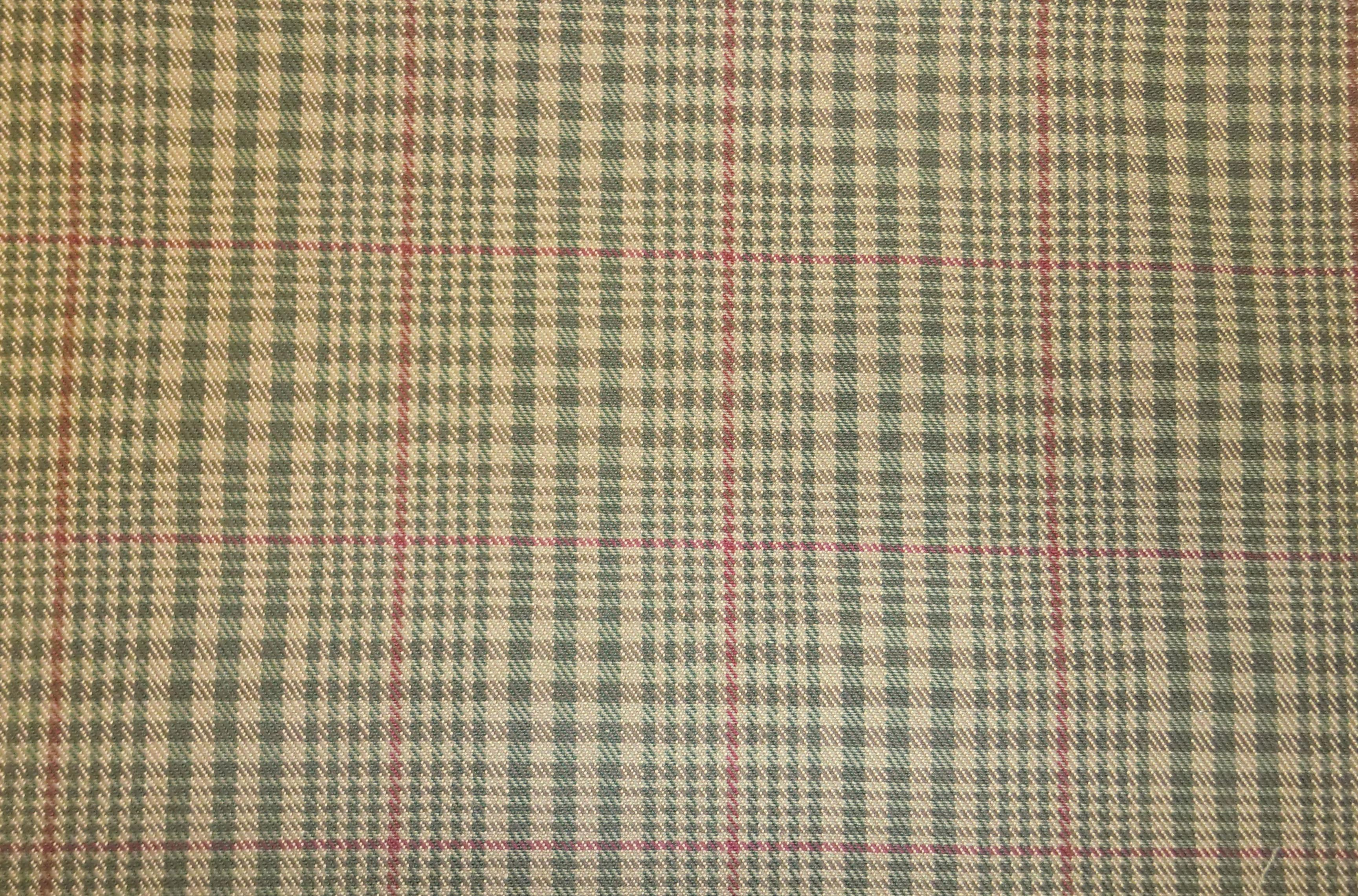 Home Decorating Wallpaper Ralph Lauren Fabrics Yorkshire Plaid Hunter