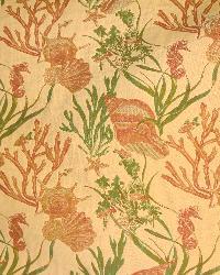 Beige Animal Tapestry Fabric  Sebastian Sand