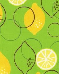 Metro Market Lemons Green by