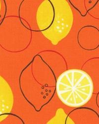 Metro Market Lemons Orange by