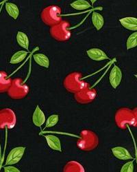 Fruit Basket Cherries Black by