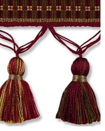 Alchemy Tassel Ruby by  Robert Allen Trim